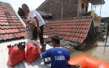Hơn 6.000 người Indonesia phải sơ tán vì lũ lụt