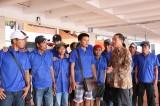 39 ngư dân Việt Nam bị bắt tại Indonesia được đưa về nước