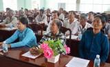 Bồi dưỡng kiến thức tuyên truyền đối ngoại cho người dân biết tiếng Khmer ở khu vực biên giới