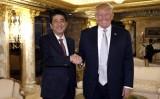 """Thủ tướng Nhật Bản trò chuyện """"thẳng thắn"""" với Tổng thống đắc cử Mỹ"""