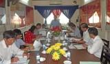 Bí thư Tỉnh ủy chỉ đạo Ngành GTVT phát huy vai trò mũi nhọn để phát triển KT-XH tỉnh nhà