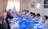 Thường trực Tỉnh ủy kiểm tra việc thực hiện Nghị quyết Đại hội Đảng bộ tỉnh tại Tỉnh đoàn