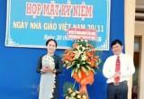 Trường THPT Rạch Kiến: Kỷ niệm 34 năm Ngày Nhà giáo Việt Nam