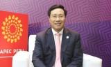 Kỳ vọng lớn đối với Năm APEC 2017 được tổ chức tại Việt Nam