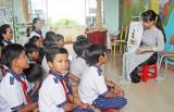 20 giáo viên dự Hội thi Tiết đọc thư viện khu vực phía Nam