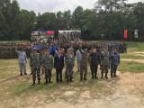 Trung Quốc-Malaysia tiến hành tập trận chung hỗ trợ nhân đạo