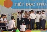 20 giải được trao tại Hội thi Giáo viên dạy giỏi tiết đọc thư viện khu vực phía Nam