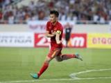 Đội tuyển Việt Nam đánh bại Campuchia trong thế mất người