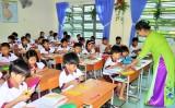 Trường Tiểu học Bàu Công giáo dục toàn diện cho học sinh