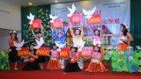 150 thí sinh dự thi tuyên truyền về an toàn giao thông cấp tiểu học