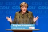 Thủ tướng Đức Angela Merkel tái đắc cử Chủ tịch CDU