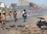 Đánh bom doanh trại quân đội Yemen, hơn 100 binh sỹ thương vong