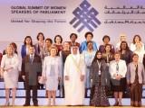 Khai mạc Hội nghị Thượng đỉnh các nữ Chủ tịch Quốc hội thế giới