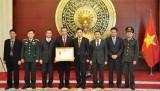 Đại sứ quán VN tại Trung Quốc nhận Huân chương lao động hạng Nhất