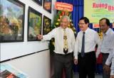 Triển lãm ảnh nghệ thuật cá nhân đầu tiên tại Long An
