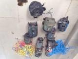 Cần Thơ: Bắt giữ 10 ghe cào dùng xung điện đánh bắt thủy sản