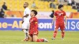 Tuyển Việt Nam giảm 5 bậc trên BXH FIFA