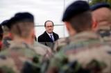 Tổng thống Pháp Hollande cam kết tiếp tục hỗ trợ Iraq chống IS