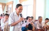 Đại biểu HĐND tỉnh Long An tiếp xúc cử tri Đức Hòa