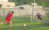 20 đội bóng tham gia giải bóng đá Đoàn viên thanh niên