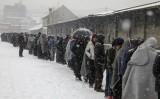 Giá rét tại châu Âu: Thảm kịch với những người di cư
