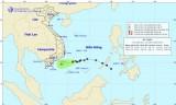 Các tỉnh ven biển cần theo dõi chặt chẽ diễn biến của vùng áp thấp