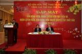 """Bộ trưởng Nguyễn Ngọc Thiện: """"Bóng đá VN còn lâu mới chuyên nghiệp"""""""