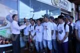 Indonesia trao trả 165 ngư dân Việt Nam trước Tết Nguyên đán
