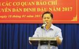 Phó Chủ tịch UBND tỉnh Long An – Lê Tấn Dũng: Báo chí góp phần vào sự phát triển của tỉnh