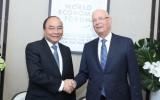 Việt Nam ký thỏa thuận hợp tác với Diễn đàn Kinh tế thế giới