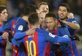 Neymar tỏa sáng, Barcelona đặt một chân vào bán kết Cúp nhà vua