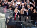 Truyền thông Mỹ chỉ trích bài phát biểu nhậm chức của ông Trump