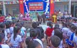 Ngày đọc sách ở thị trấn Thủ Thừa