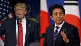 Tổng thống Mỹ Donald Trump cam kết bảo vệ an ninh cho Nhật Bản
