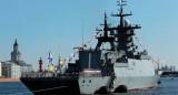 Nga thử nghiệm tàu hộ tống mới dành cho Hạm đội Thái Bình Dương
