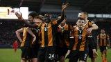 Hull City bất ngờ quật ngã Liverpool