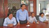Lãnh đạo tỉnh Long An: Thăm và làm việc với doanh nghiệp, hợp tác xã