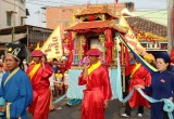 Long Thượng tất bật cho Lễ hội Vía Bà Ngũ Hành