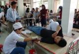 Cần Giuộc tổ chức hiến máu nhân đạo
