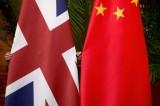 """Trung Quốc-Anh muốn thiết lập """"kỷ nguyên vàng"""" về hợp tác an ninh"""