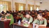 Khai giảng khóa huấn luyện chiến sĩ mới