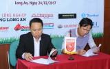 Long An chính thức ký hợp đồng với Nguyễn Minh Phương là HLV trưởng