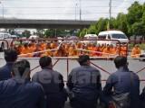 Chính phủ Thái Lan lấy làm tiếc về vụ người biểu tình tự sát