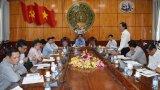 Bí thư Tỉnh ủy, Chủ tịch HĐND tỉnh Long An - Phạm Văn Rạnh: Gặp gỡ lãnh đạo sở, ngành mới được điều động, bổ nhiệm