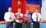 Ông Nguyễn Anh Đức được bầu làm Phó Chủ tịch UBND huyện Cần Giuộc