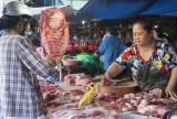 Mong có thêm nhiều điểm bán thịt heo không chất cấm