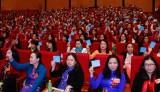 Bầu 161 Ủy viên BCH Hội Liên hiệp Phụ nữ Việt Nam khóa XII