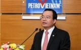 Ông Nguyễn Quốc Khánh thôi giữ chức Chủ tịch Tập đoàn Dầu khí Việt Nam