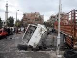 Số nạn nhân thiệt mạng trong vụ đánh bom tại thủ đô Syria tăng cao