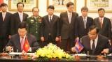 Phấn đấu nâng kim ngạch thương mại Việt Nam – Campuchia đạt 5 tỷ USD